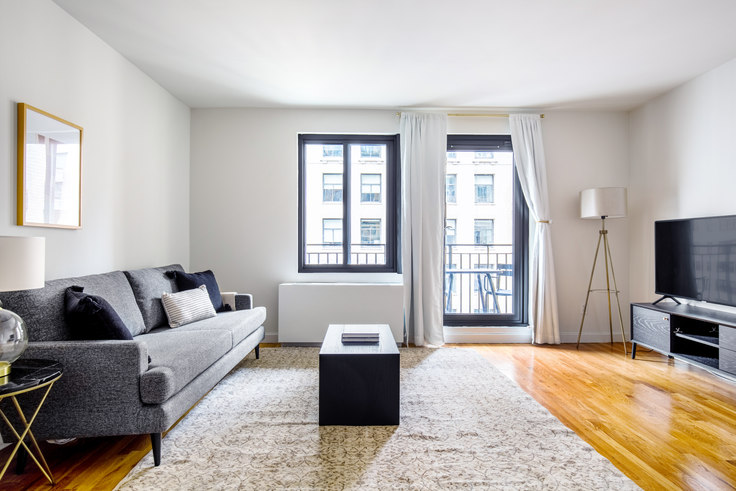 1 bedroom furnished apartment in 77 5th Ave 568, Flatiron, New York, photo 1