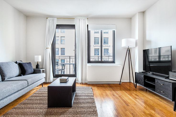 Studio furnished apartment in 77 5th Ave 569, Flatiron, New York, photo 1