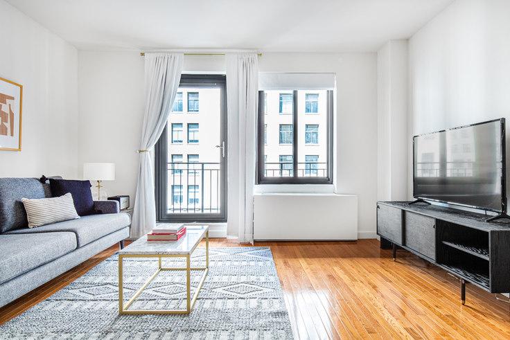 Studio furnished apartment in 77 5th Ave 570, Flatiron, New York, photo 1
