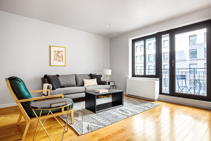 1 bedroom furnished apartment in 77 5th Ave 571, Flatiron, New York, photo 1