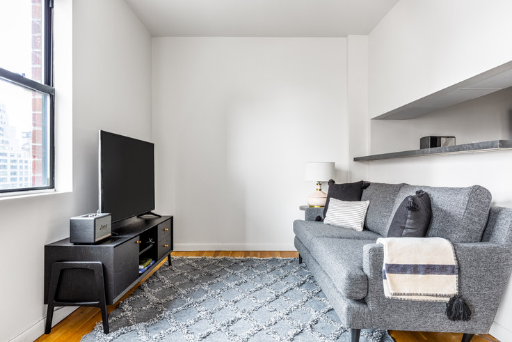 Studio furnished apartment in 225 E 85th St 572, Upper East Side, New York, photo 1