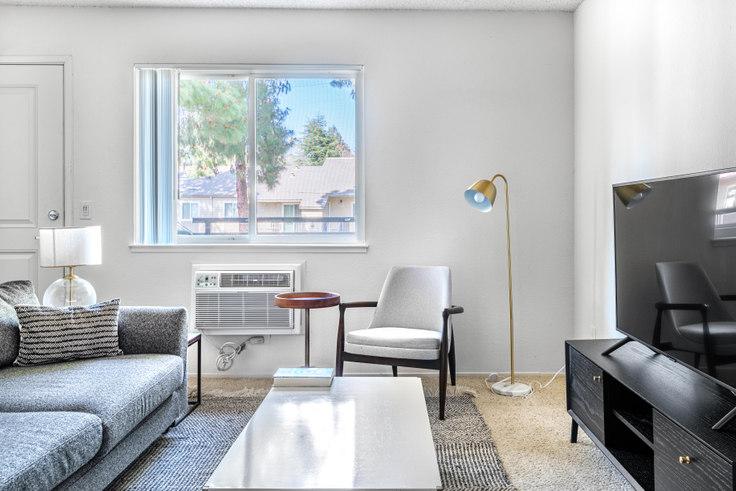1 bedroom furnished apartment in Arbor Terrace, 555 E El Camino Real 478, Sunnyvale, San Francisco Bay Area, photo 1