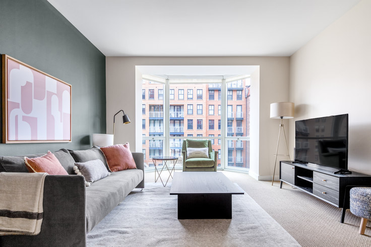 2 bedroom furnished apartment in The Lansburgh, 425 8th St NW 249, Penn Quarter, Washington D.C., photo 1