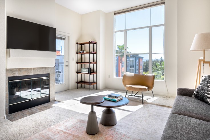 2 bedroom furnished apartment in Archstone 1, 39430 Civic Center Dr 481, Fremont, San Francisco Bay Area, photo 1