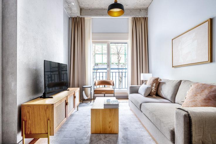 1 bedroom furnished apartment in Emirgan Apartments - 639 639, Emirgan, Istanbul, photo 1