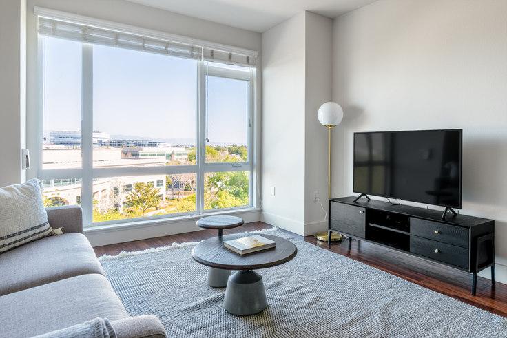 1 bedroom furnished apartment in Vista 99,  99 Vista Montaña 483, San Jose, San Francisco Bay Area, photo 1