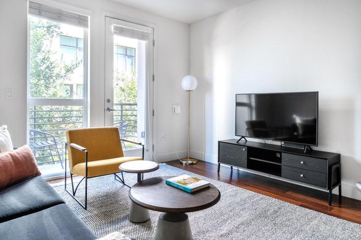 2 bedroom furnished apartment in Vista 99,  99 Vista Montaña 484, San Jose, San Francisco Bay Area, photo 1