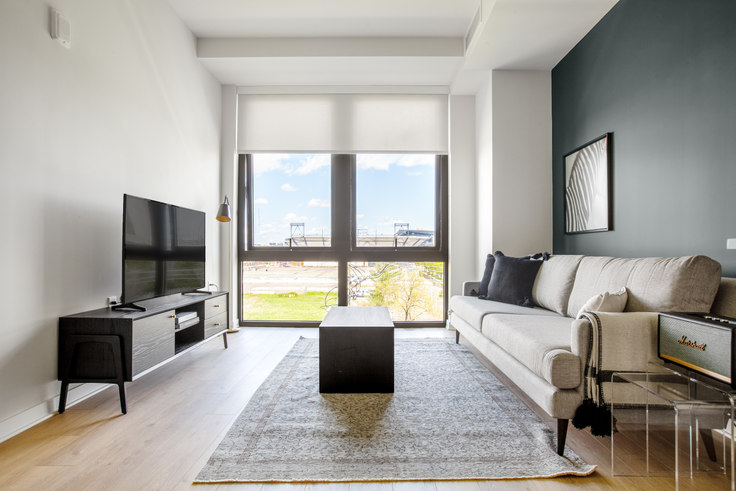 1 bedroom furnished apartment in RiverPoint, 2121 First St SW 254, Navy Yard, Washington D.C., photo 1