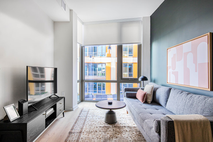 1 bedroom furnished apartment in RiverPoint, 2121 First St SW 258, Navy Yard, Washington D.C., photo 1