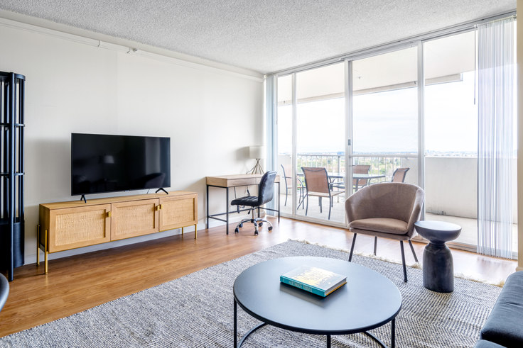 1 bedroom furnished apartment in 55 West, 55 W 5th Ave 488, San Mateo, San Francisco Bay Area, photo 1