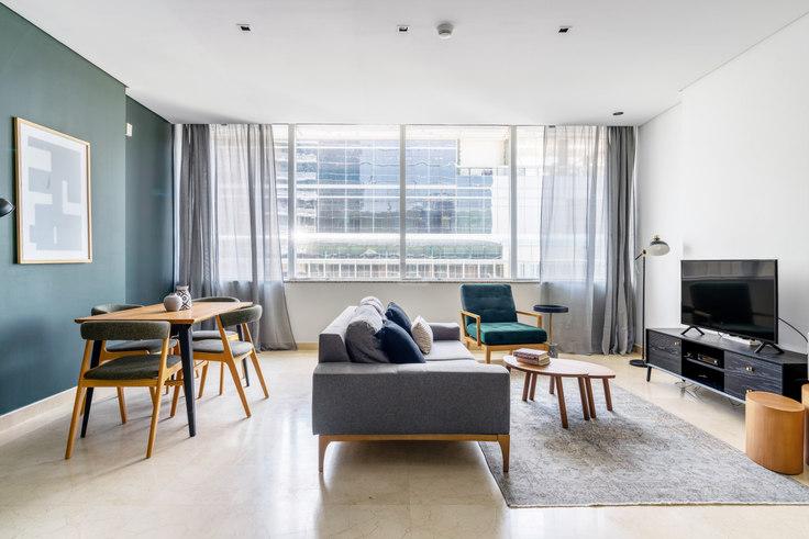 1 bedroom furnished apartment in Sky Gardens Apartment XVII 735, Sky Gardens Tower, Dubai, photo 1