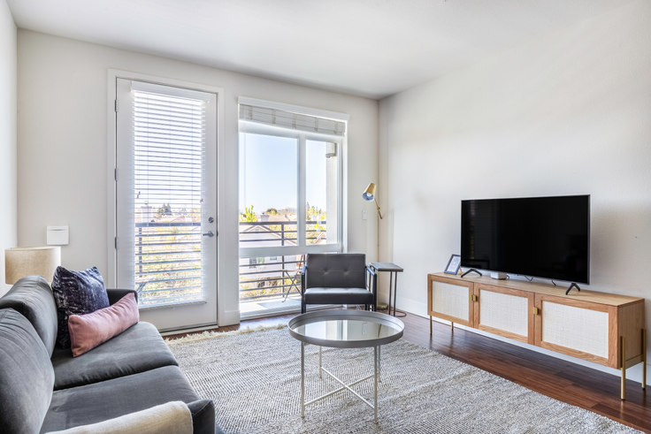 1 bedroom furnished apartment in Vista 99,  99 Vista Montaña 490, San Jose, San Francisco Bay Area, photo 1
