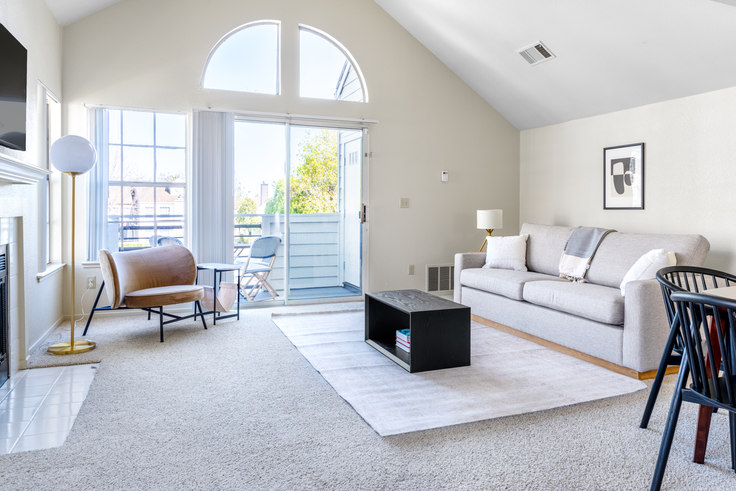 2 bedroom furnished apartment in Schooner Bay, 421 Quadrant Ln 492, Foster City, San Francisco Bay Area, photo 1