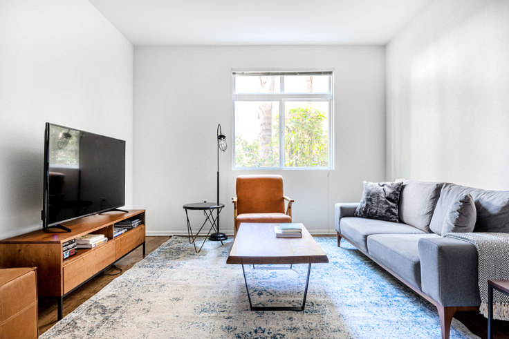 1 bedroom furnished apartment in Playa del Oro, 8601 Lincoln Blvd 411, Playa del Rey, Los Angeles, photo 1