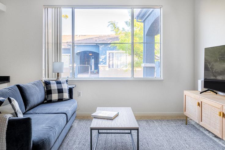 1 bedroom furnished apartment in Alborada 2, 1170 Beethoven Common 494, Fremont, San Francisco Bay Area, photo 1