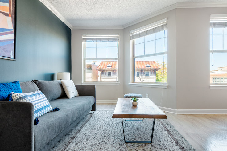1 bedroom furnished apartment in Latrobe, 1325 15th St NW 260, Logan Circle, Washington D.C., photo 1