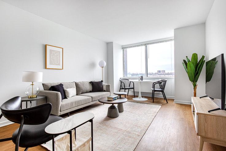 1 bedroom furnished apartment in 180 Riverside Blvd 584, Upper West Side, New York, photo 1