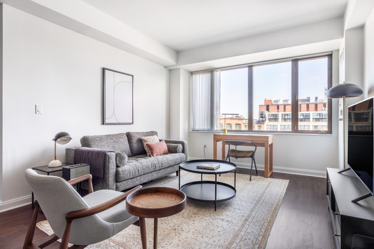 2 bedroom furnished apartment in Third Square, 285 Third St 390, Kendall Square, Boston, photo 1