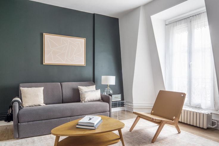 1 bedroom furnished apartment in Avenue de Suffren 71, École Militaire, Paris, photo 1