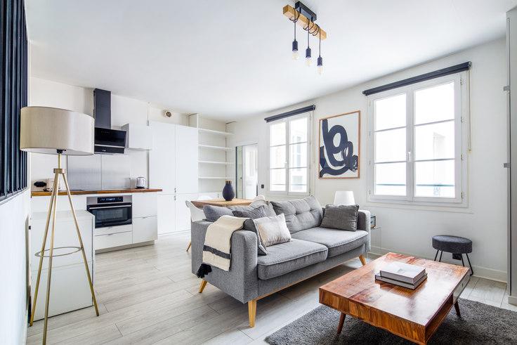 1 bedroom furnished apartment in Rue Mazarine 72, Saint-Germain-des-Prés, Paris, photo 1