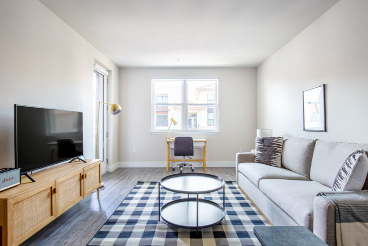1 bedroom furnished apartment in Franklin 299 Apartments, 299 Franklin St 506, Redwood City, San Francisco Bay Area, photo 1
