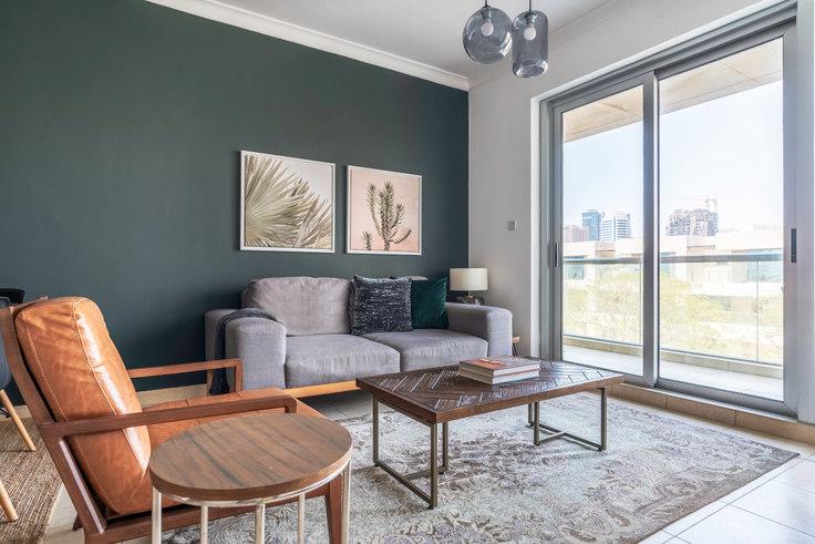1 bedroom furnished apartment in The Fairways Apartment V 738, The Fairways, Dubai, photo 1