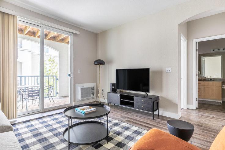 2 bedroom furnished apartment in Catalina Luxury Apartments, 3608 Flora Vista Ave 507, Santa Clara, San Francisco Bay Area, photo 1
