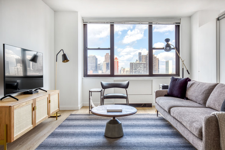 2 bedroom furnished apartment in Parc East, 240 E 27th St 592, Kips Bay, New York, photo 1