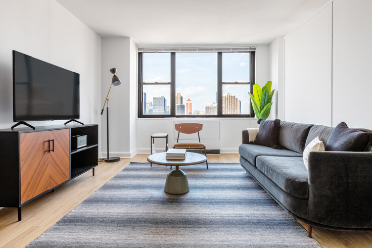 2 bedroom furnished apartment in Parc East, 240 E 27th St 597, Kips Bay, New York, photo 1