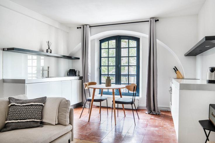 1 bedroom furnished apartment in Rue François Miron 75, Le Marais - Saint-Paul, Paris, photo 1