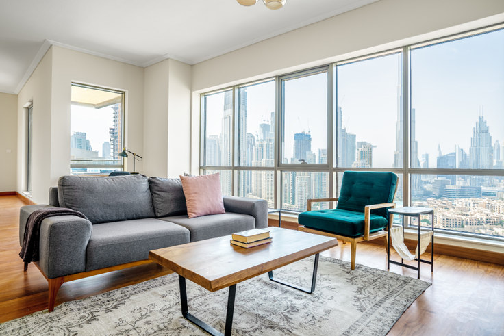 3 bedroom furnished apartment in South Ridge 1 Apartment I 744, South Ridge, Dubai, photo 1