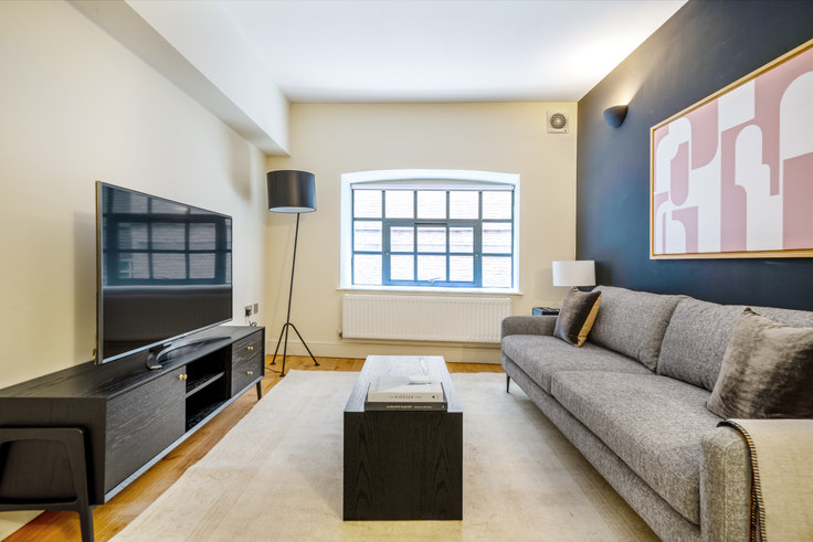 2 bedroom furnished apartment in Shelton St 49, Covent Garden, London, photo 1