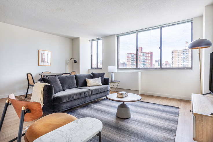 1 bedroom furnished apartment in The Westmont, 730 Columbus Ave 599, Upper West Side, New York, photo 1