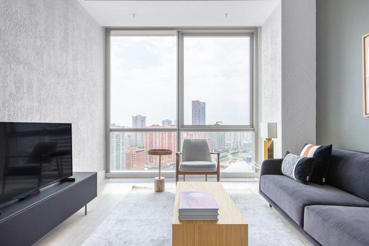 1 bedroom furnished apartment in Metropol - 652 652, Batı Ataşehir, Istanbul, photo 1