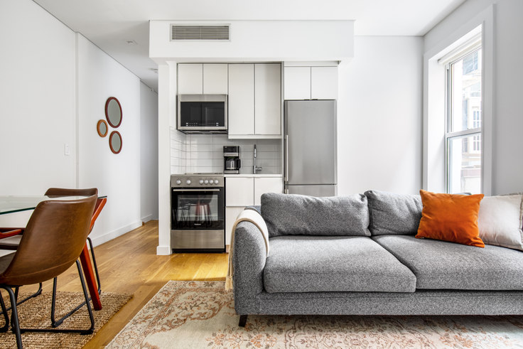 2 bedroom furnished apartment in 146 Mulberry St 600, SoHo, New York, photo 1
