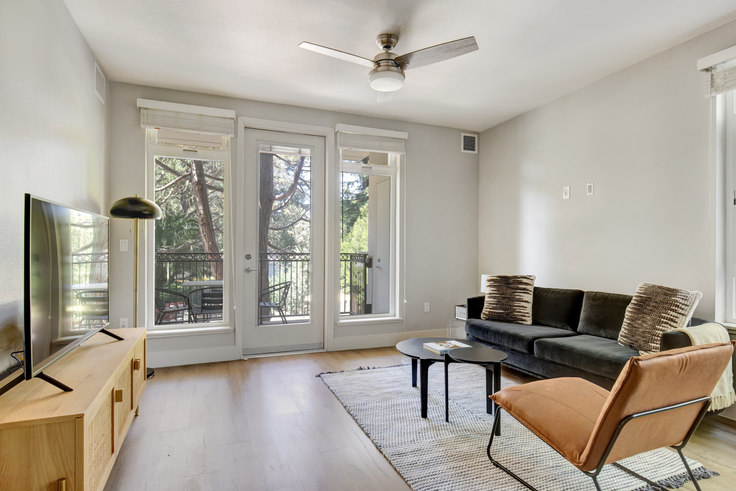 1 bedroom furnished apartment in The Addison at Central Park, 19 9th Ave 513, San Mateo, San Francisco Bay Area, photo 1