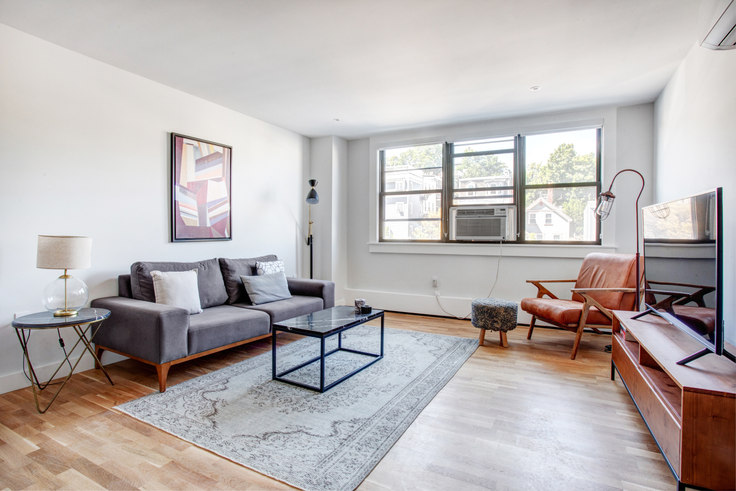 1 bedroom furnished apartment in Carson Tower, 1410 Columbia Rd 398, South Boston, Boston, photo 1
