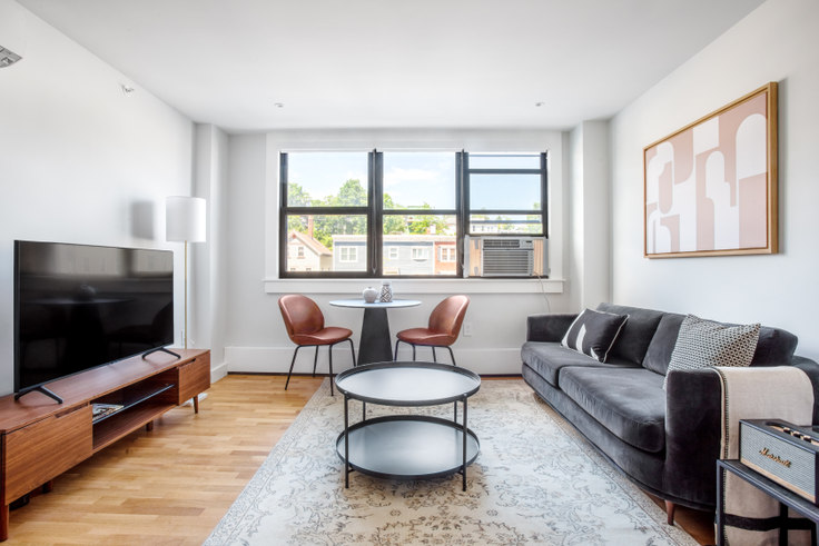1 bedroom furnished apartment in Carson Tower, 1410 Columbia Rd 399, South Boston, Boston, photo 1