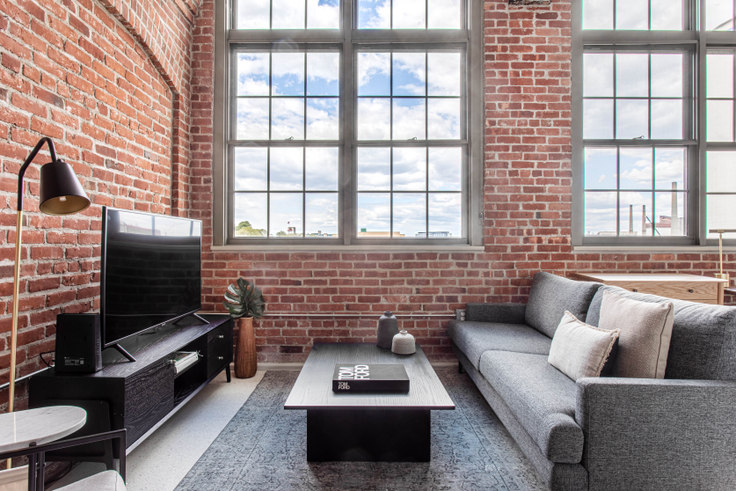 Studio furnished apartment in 275 Medford 404, Charlestown, Boston, photo 1