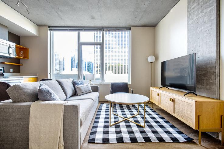 1 bedroom furnished apartment in Alley 111 - Bellevue, 11011 NE 9th St 125, Bellevue, Seattle, photo 1