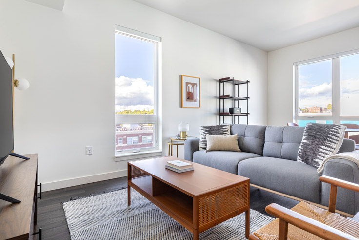 2 bedroom furnished apartment in Capitol Hill Station,  118 Broadway E 128, Capitol Hill, Seattle, photo 1