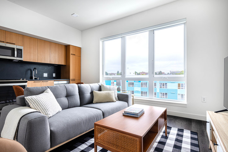1 bedroom furnished apartment in Capitol Hill Station,  118 Broadway E 129, Capitol Hill, Seattle, photo 1