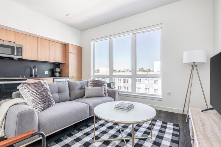 1 bedroom furnished apartment in Capitol Hill Station,  118 Broadway E 131, Capitol Hill, Seattle, photo 1