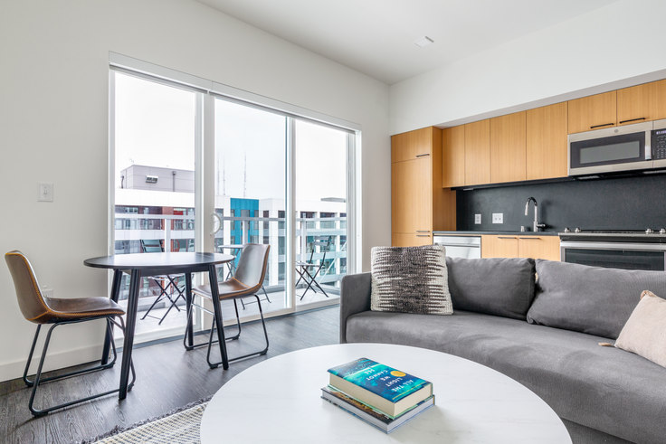 1 bedroom furnished apartment in Capitol Hill Station,  118 Broadway E 133, Capitol Hill, Seattle, photo 1