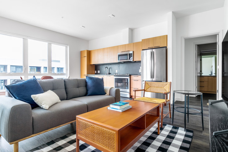 2 bedroom furnished apartment in Capitol Hill Station,  118 Broadway E 134, Capitol Hill, Seattle, photo 1