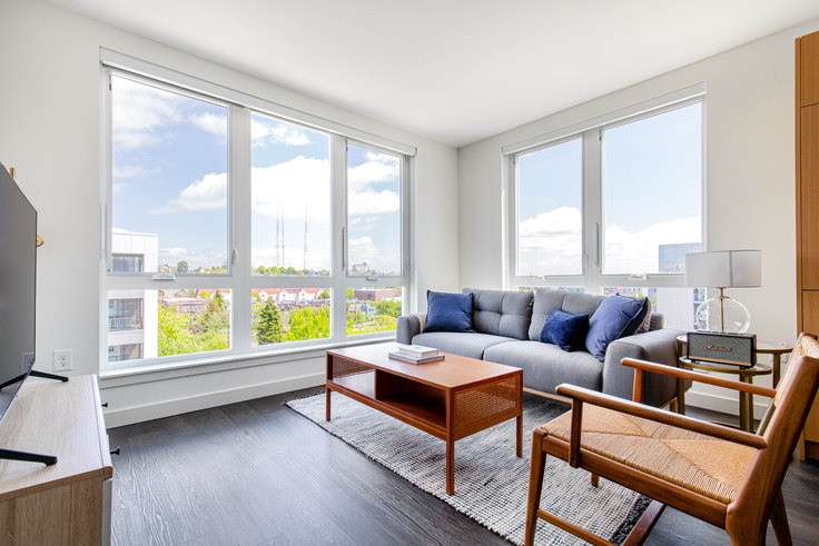 2 bedroom furnished apartment in Capitol Hill Station,  118 Broadway E 135, Capitol Hill, Seattle, photo 1