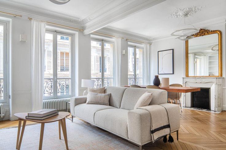 2 bedroom furnished apartment in Rue Castex 76, Le Marais - Saint-Paul, Paris, photo 1