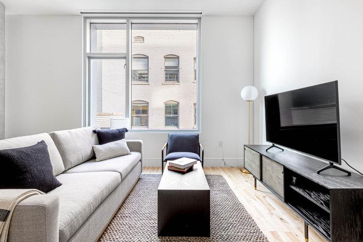 2 bedroom furnished apartment in SugarCube Building,  1555 Blake St 17, LoDo, Denver, photo 1