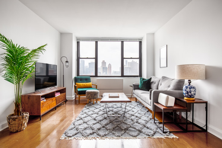 1 bedroom furnished apartment in Parc East, 240 E 27th St 603, Kips Bay, New York, photo 1