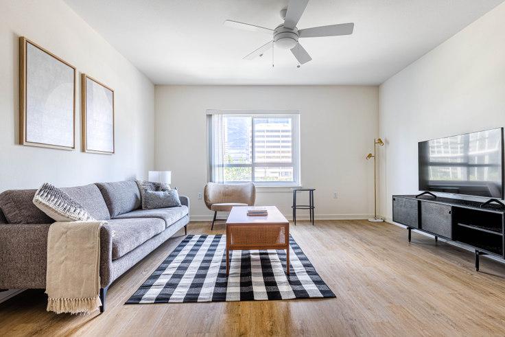2 bedroom furnished apartment in Avalon Maydenbauer - Bellevue, 10495 NE 4th Street, Bellevue, WA, 98004 140, Bellevue, Seattle, photo 1